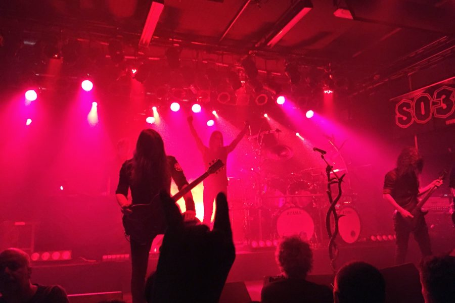 Satyricon concert: Greek Norwegian demons visit Berlin