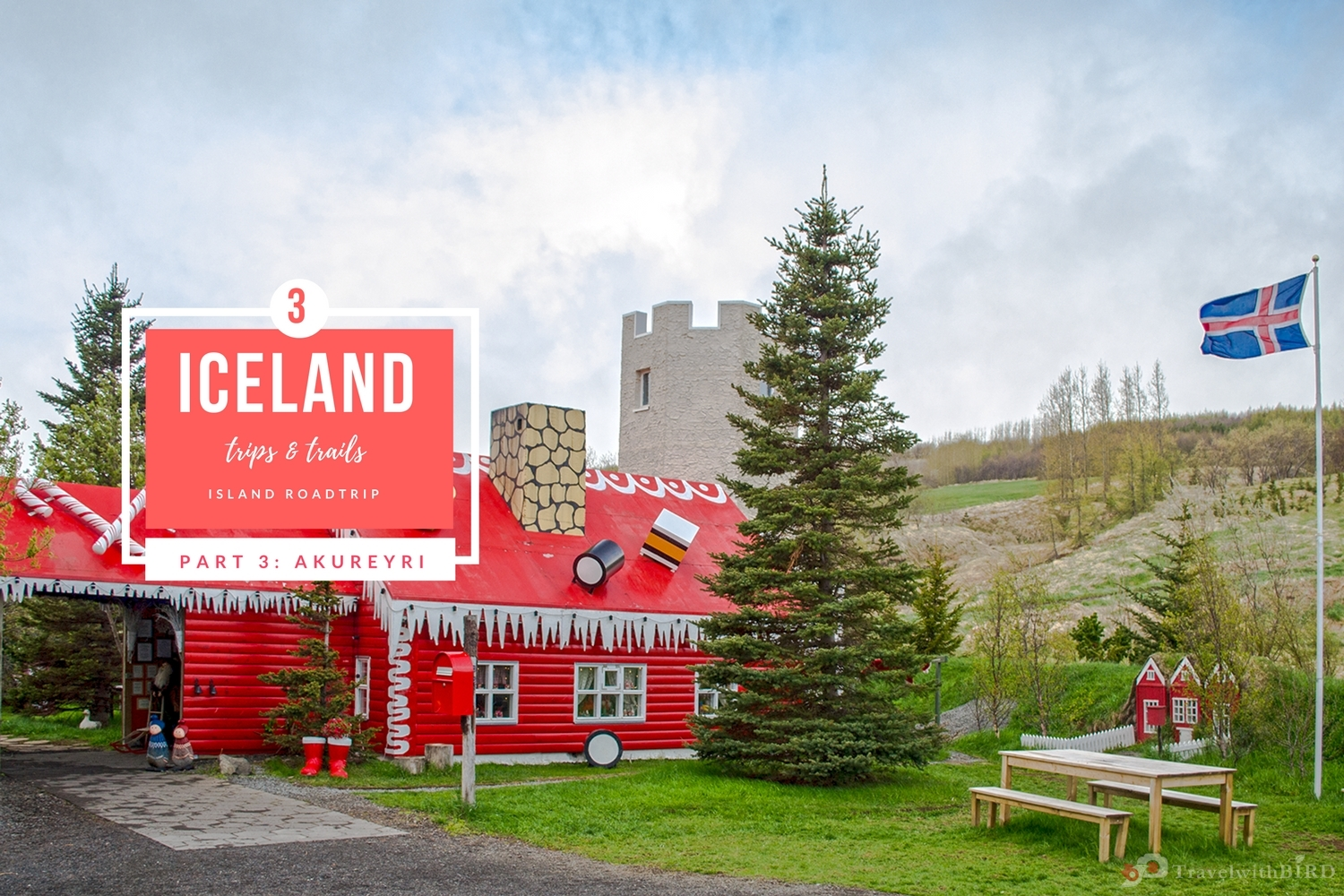 Akureyri holidays – Iceland Roadtrip in 7 days