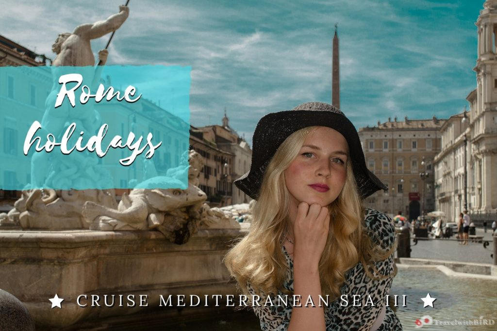 Rome holidays – cruise mediterranean sea (3)