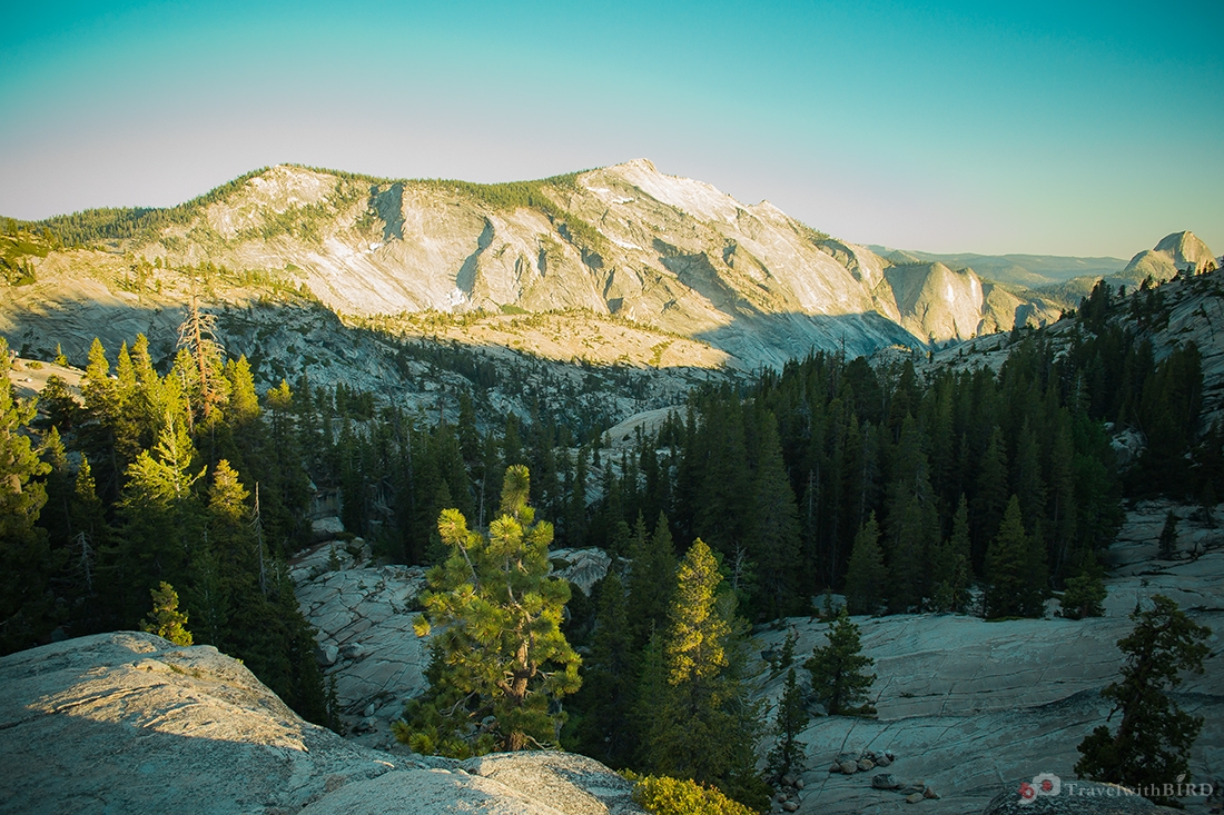Beautiful landscape of Yosemite