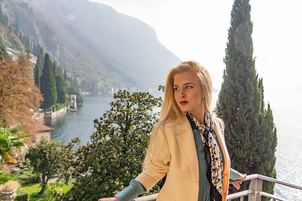 Picturesque moments in beautiful Varenna