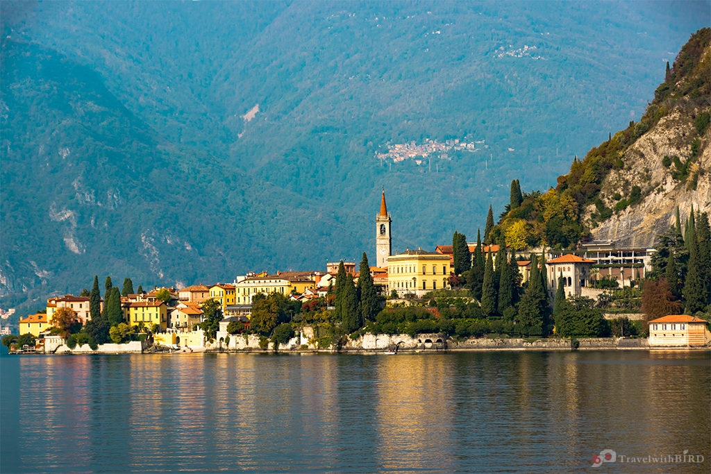 Varenna in the morning