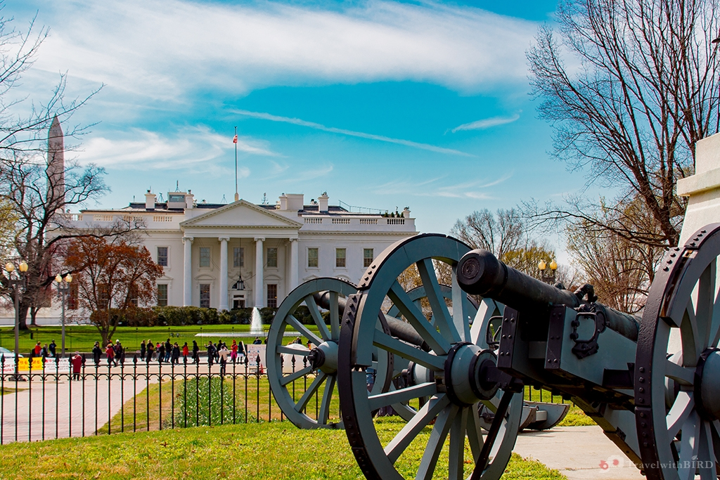 Canons and the White House