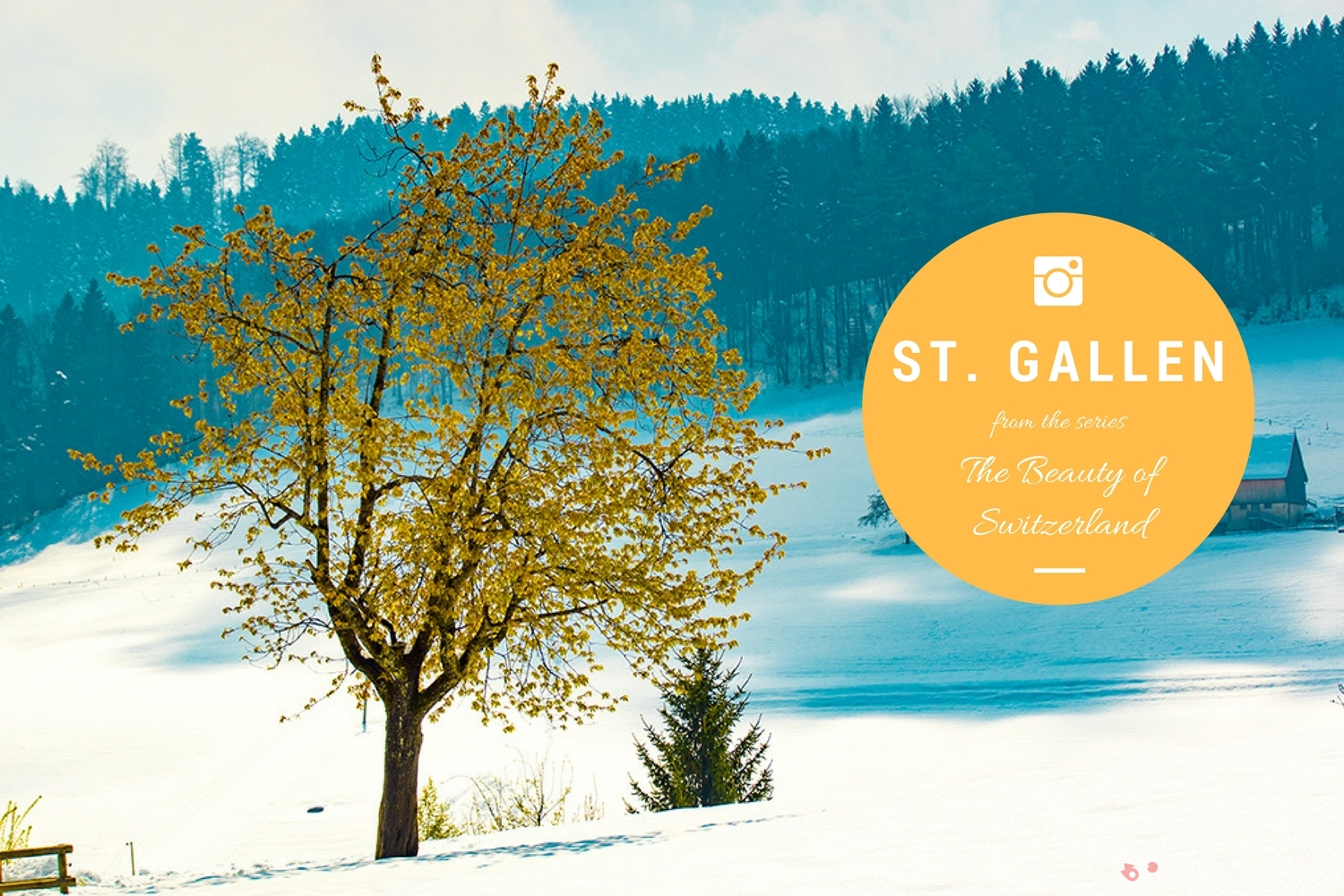Winter St Gallen – Snows of yesteryear