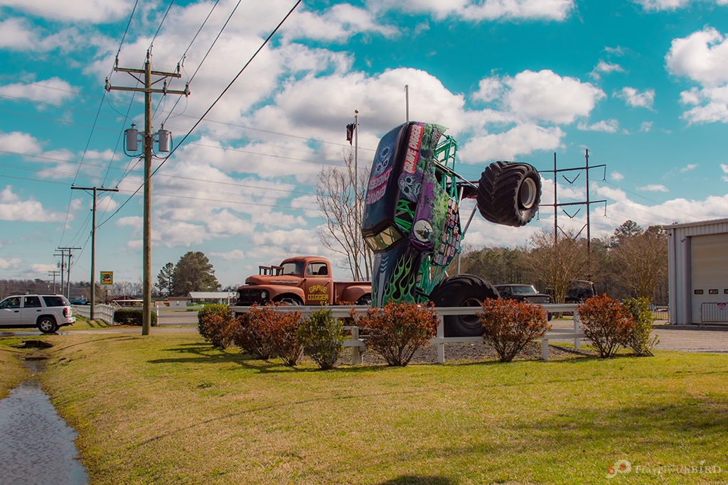 Monster Trucks in the USA