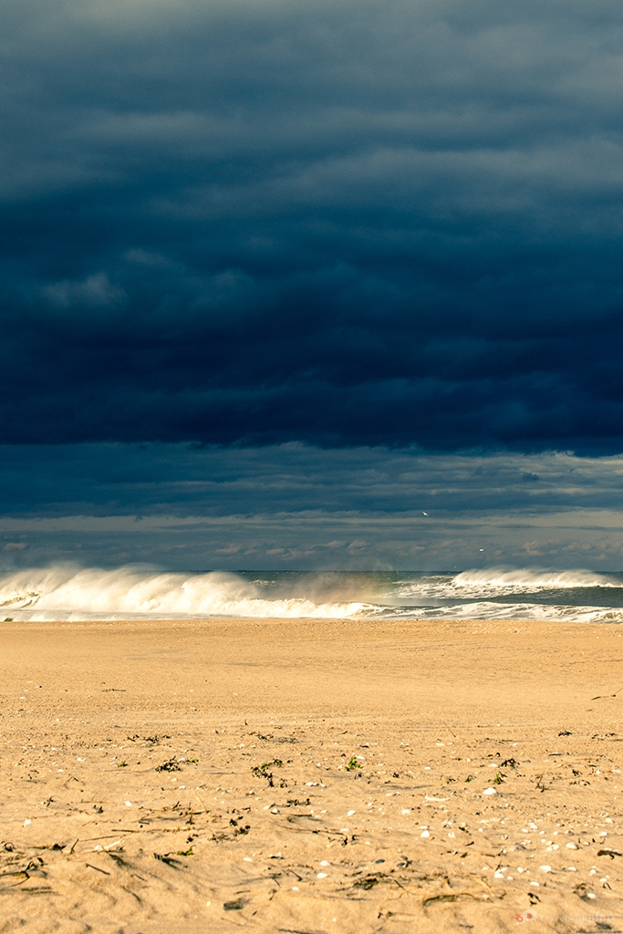 Stormy Sky over Hatteras