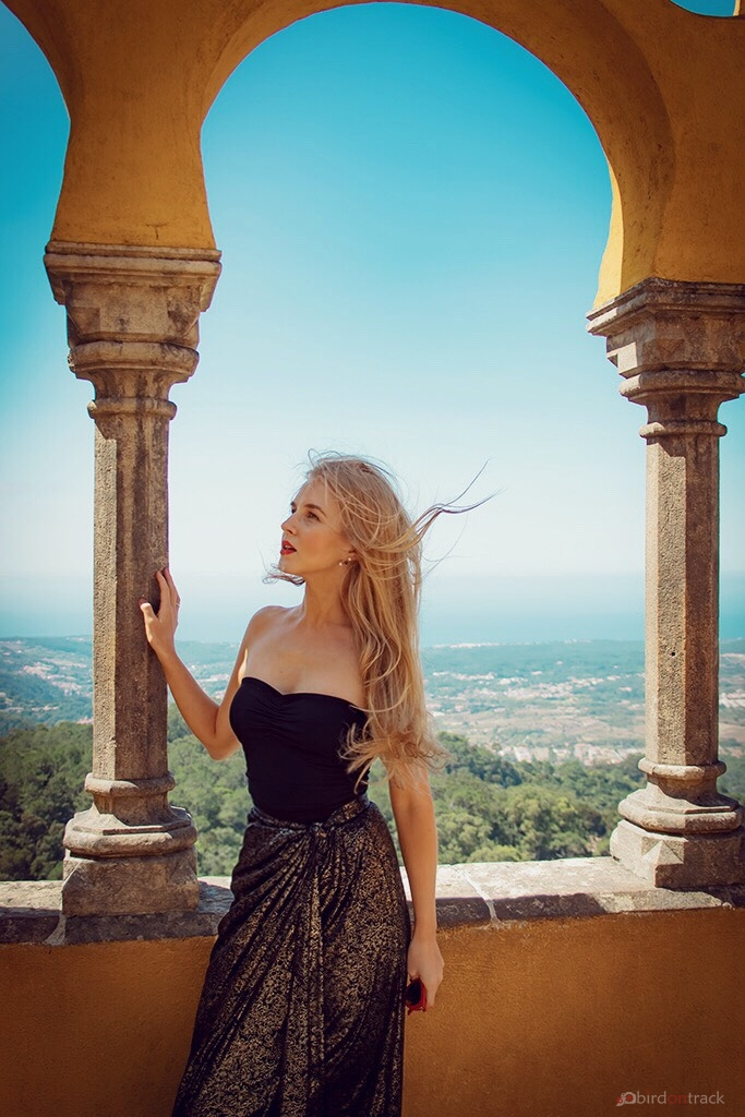 Amazing view from Sintra