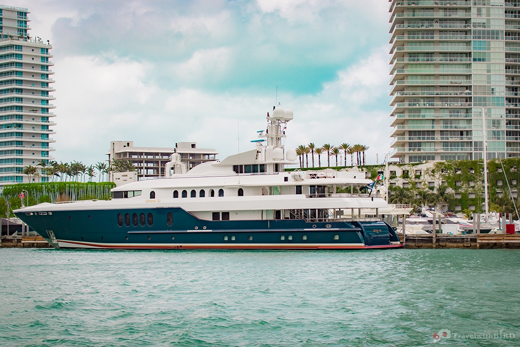 Another Super yacht in Miami