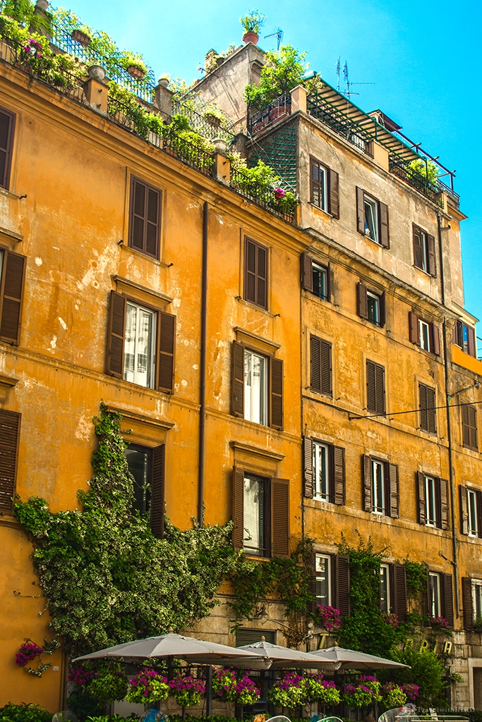 Beautiful House in Rome