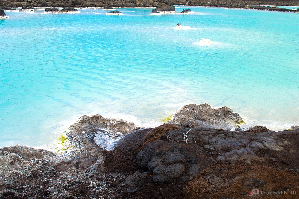 Blue Lagoon from above