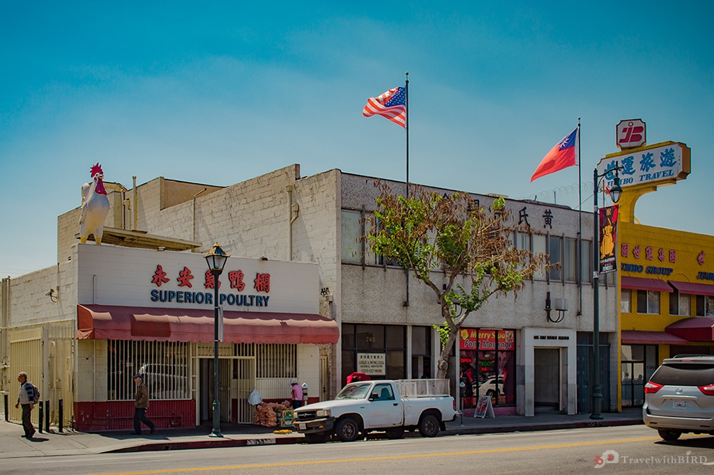 Buildings of Chinatown