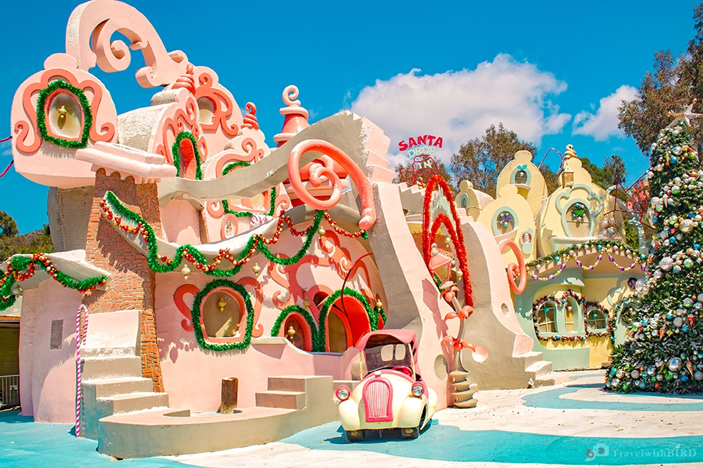 Candyworld in Universal Studios