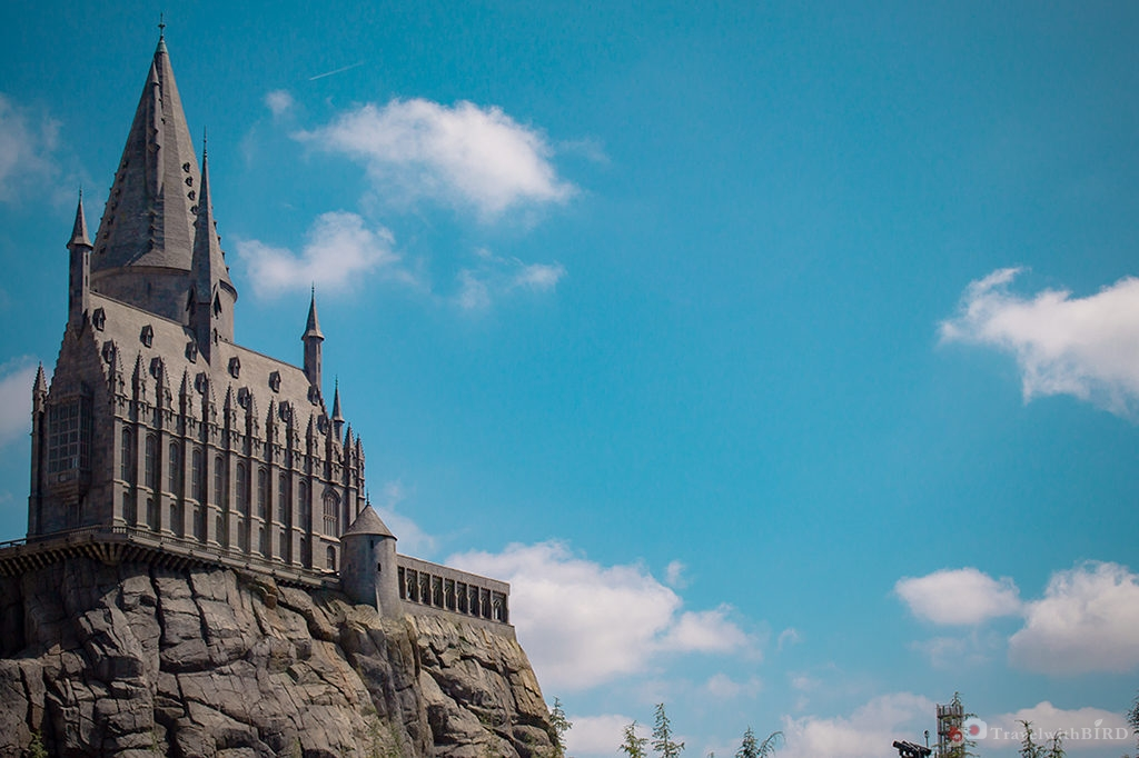 Hogwarts in Universal Studios Hollywood