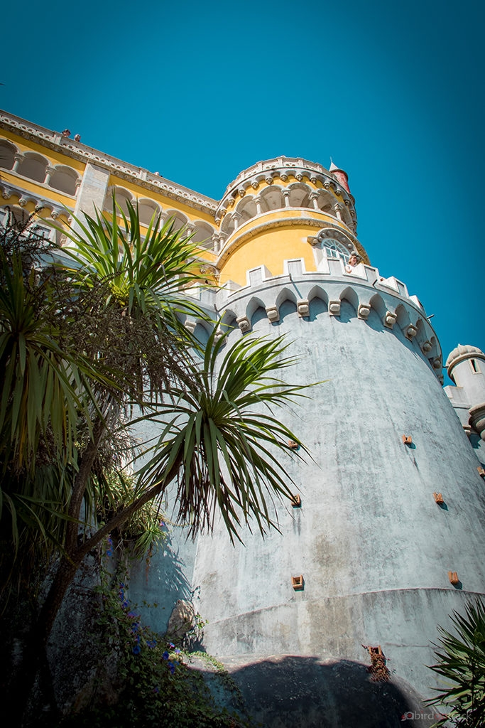 Huge Walls of Sintra