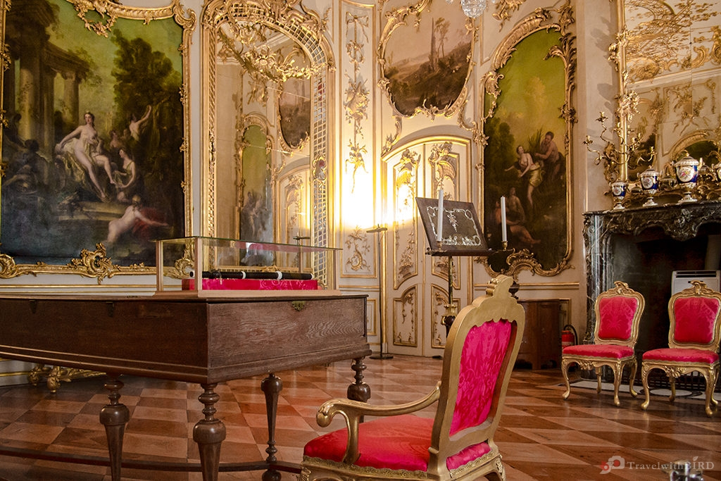 Impressive Paintings of Sanssouci