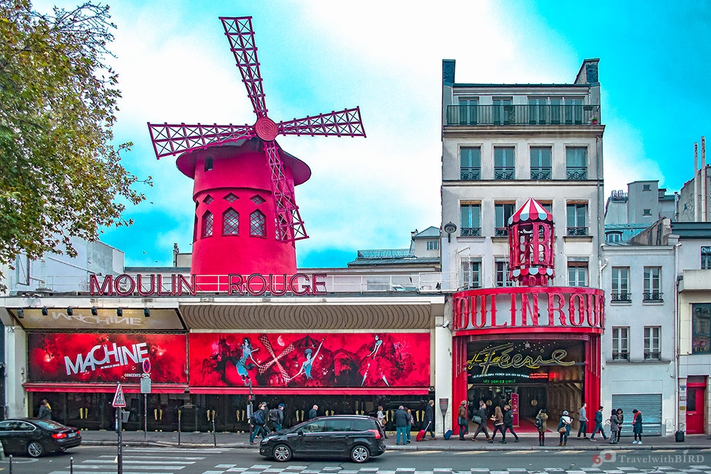 Le Moulin Rouge