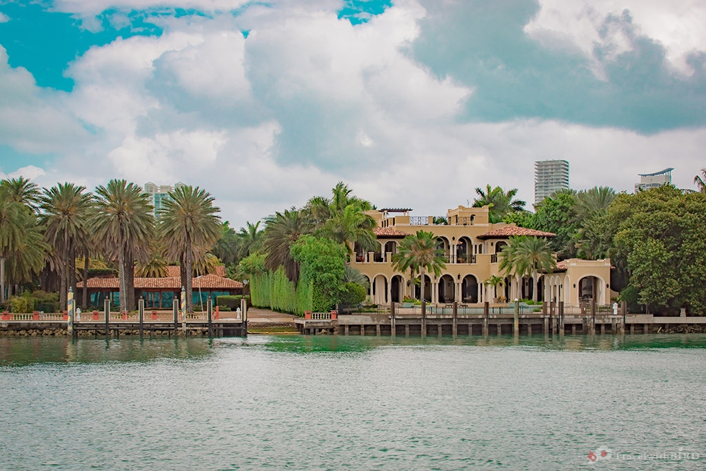 Luxury on Palm Island Miami