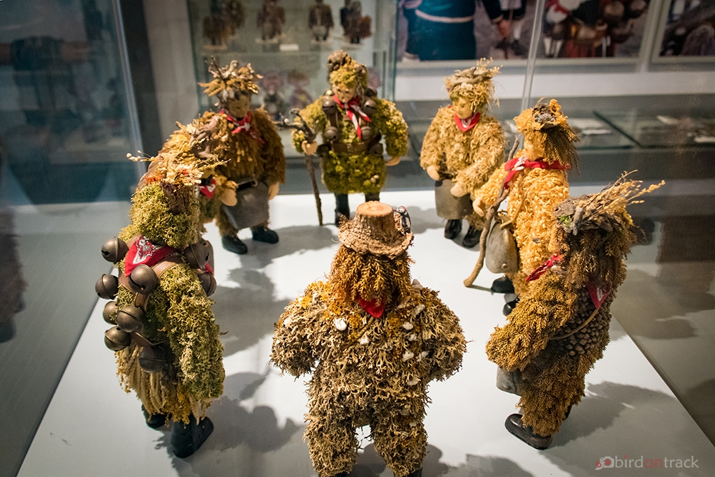 Nature Appenzell costumes