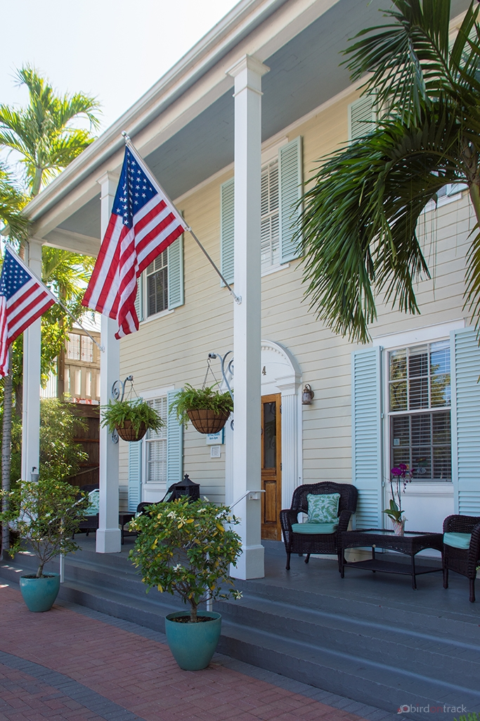 Our stay in Key West