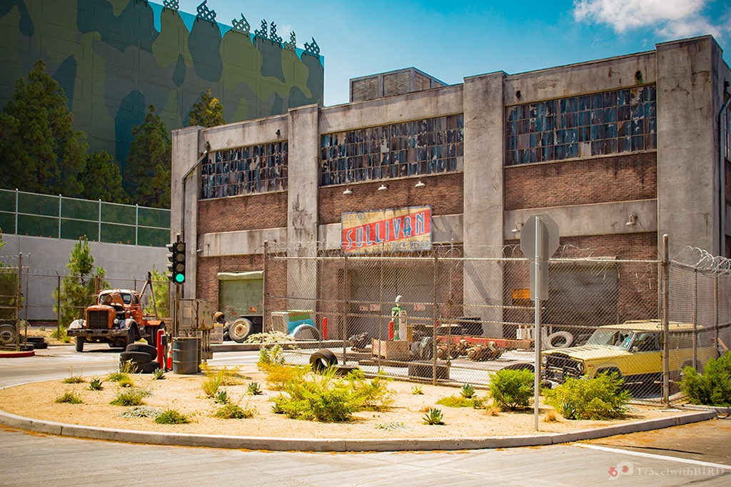 Preparation for the Walking Dead in Universal Studios
