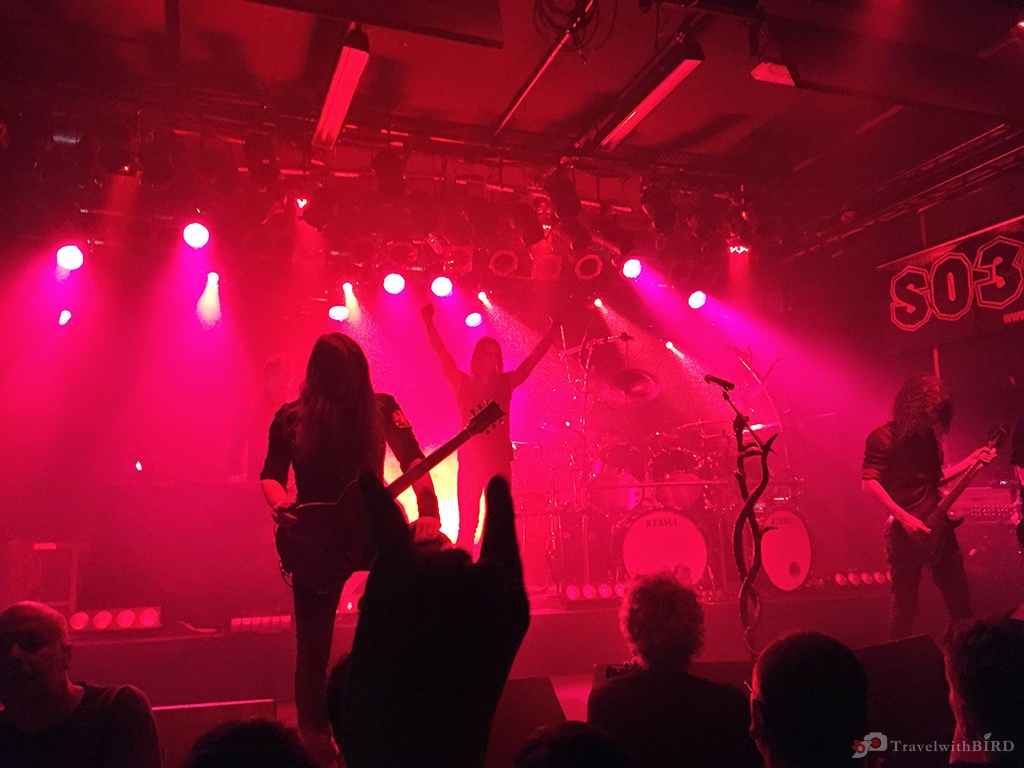 Satyricon Concert Berlin: The Greek Norwegian demons