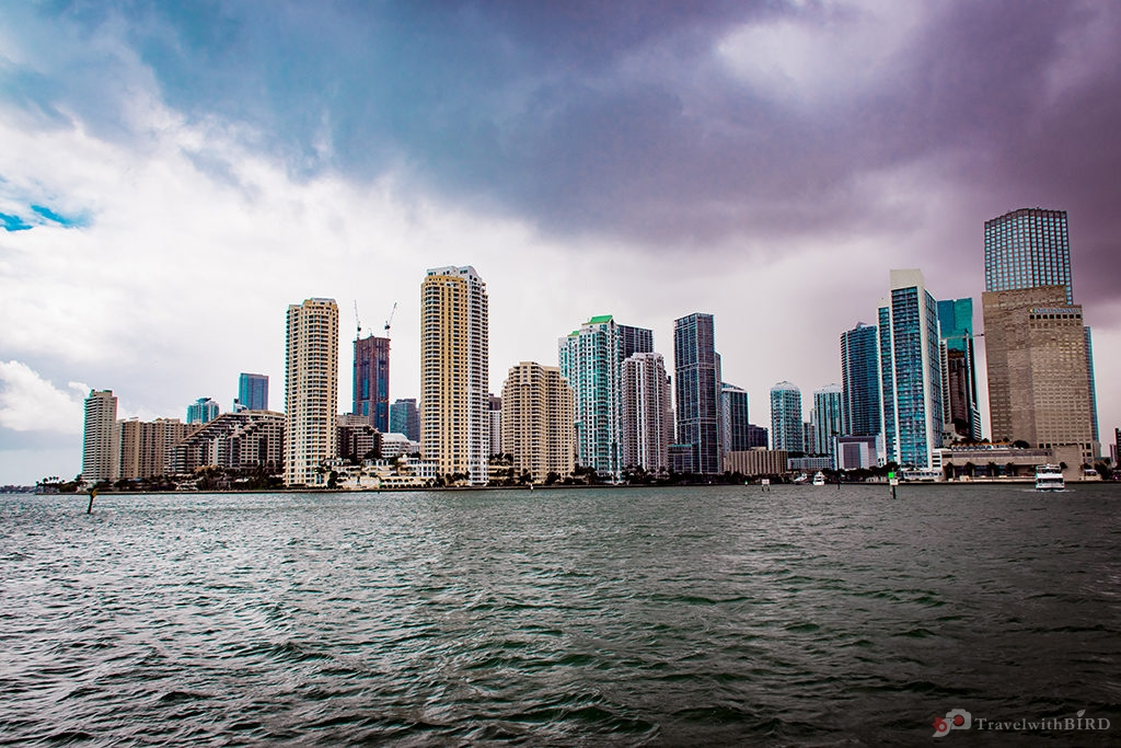 Skyscrapers of Miami