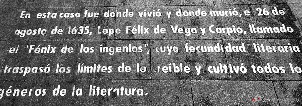 Street Quotes Madrid
