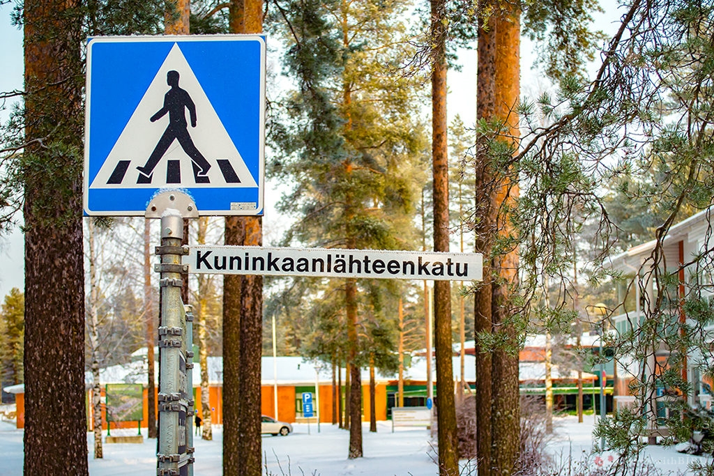 Street names in Finland