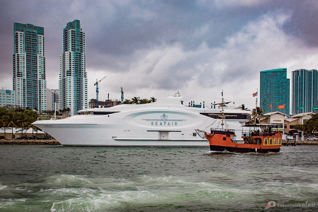 Super Yachts of Miami