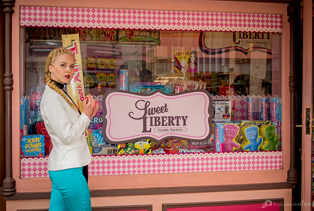 Sweet Liberty in Universal Studios