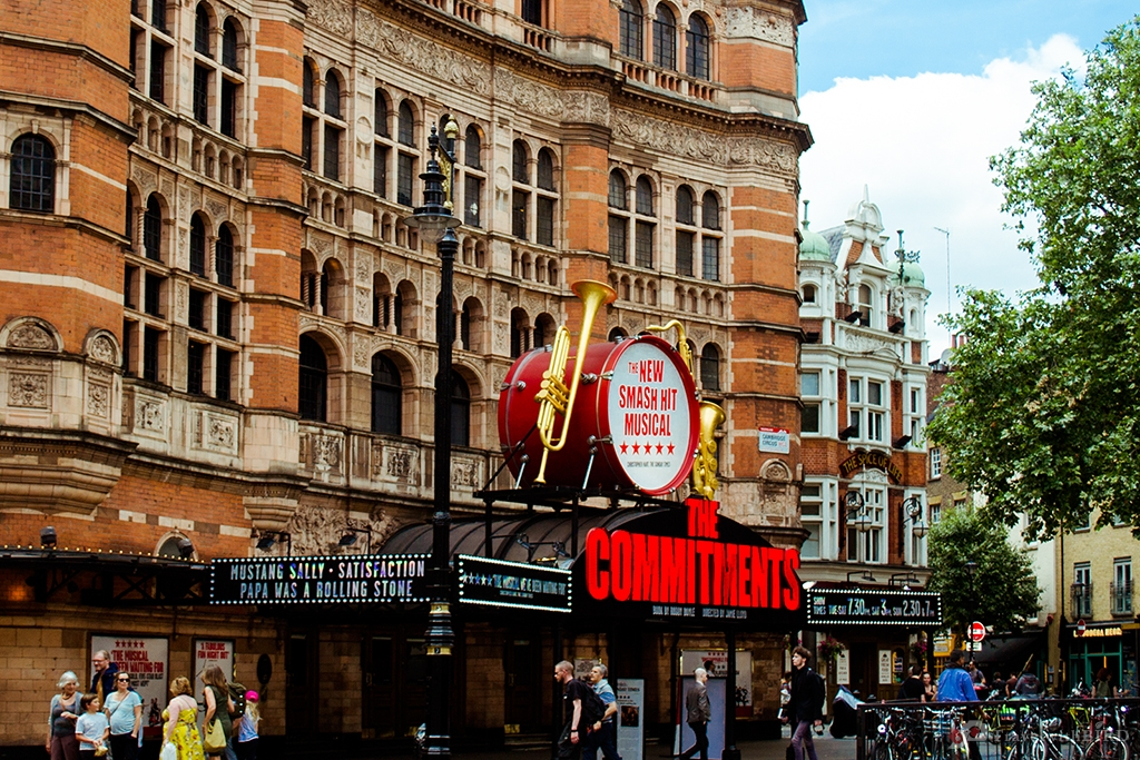 The Commitments of London