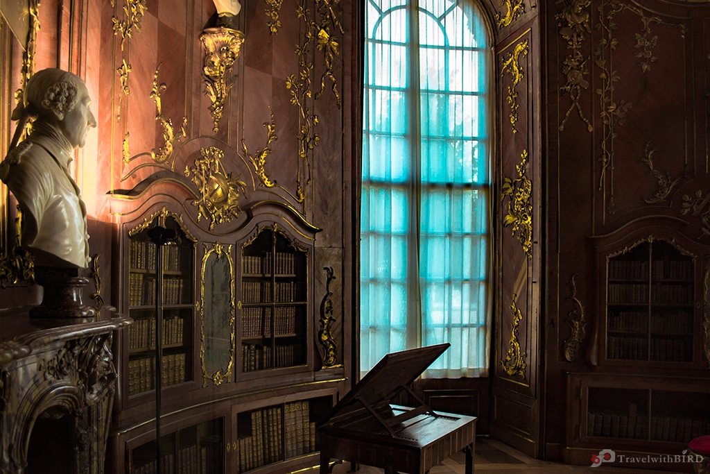 The Library of Sanssouci