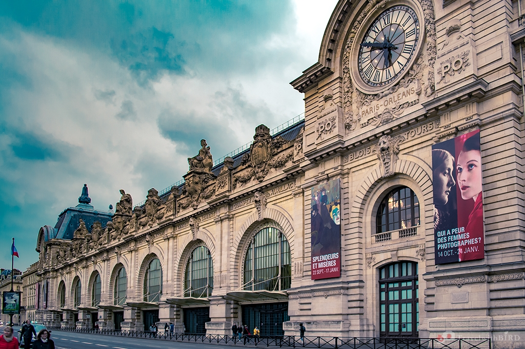 The Museum d'Orsay