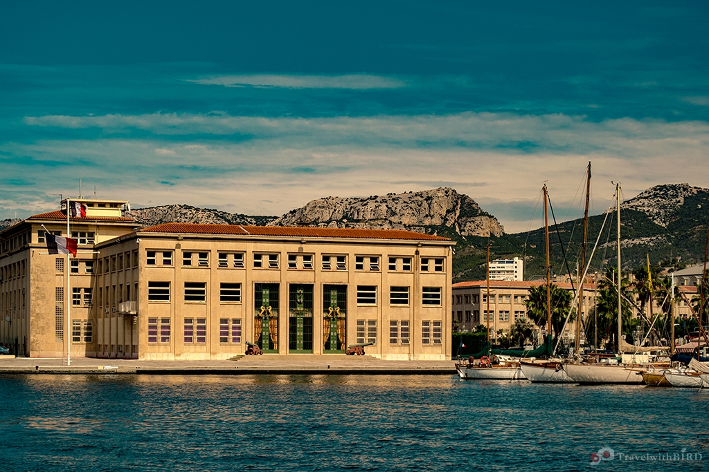 The Museum in Toulon