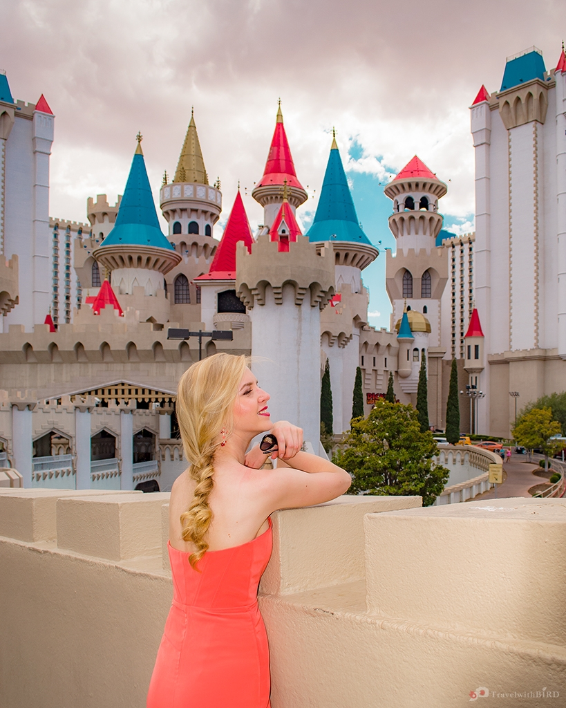 The Princess in her Disneyland
