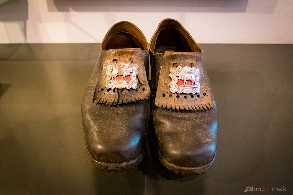 Traditionelle Appenzeller Schuhe