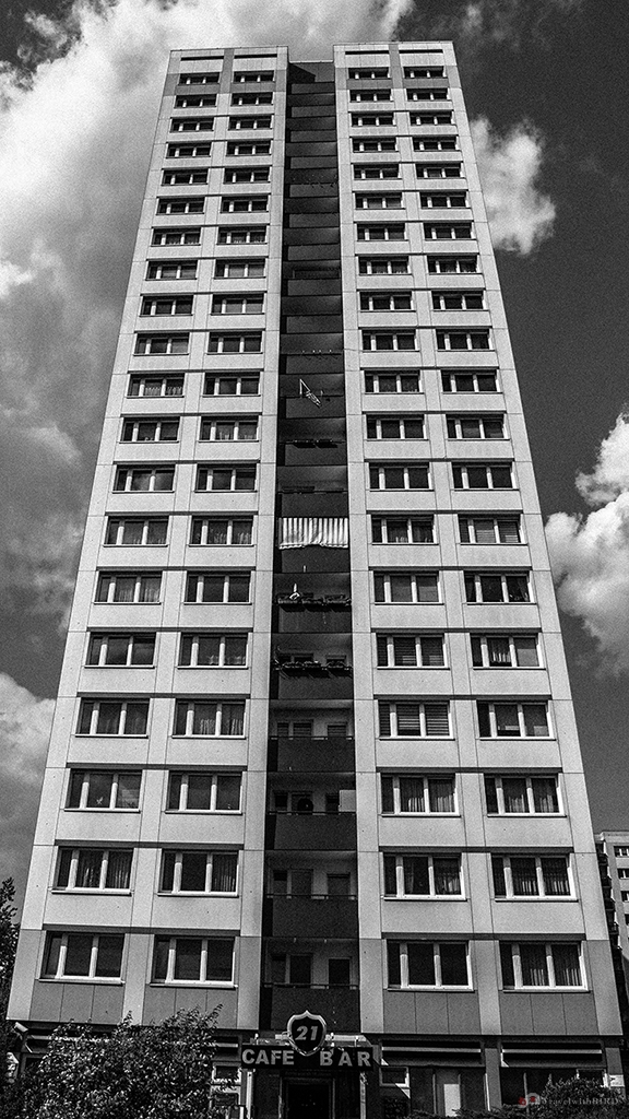 Typical Marzahn building