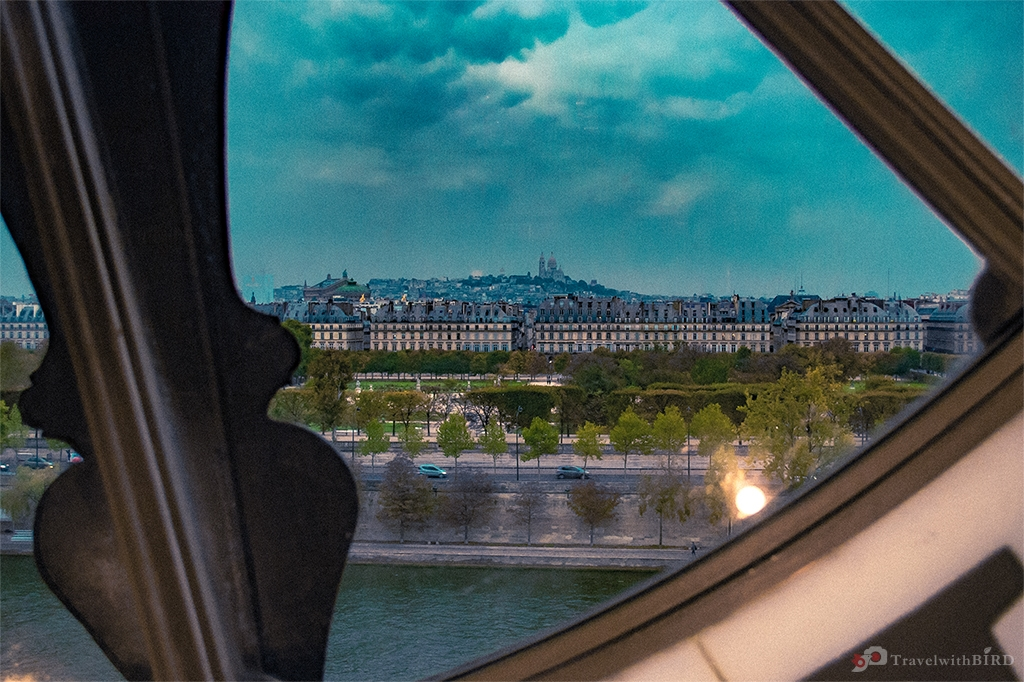 View from Museum d'Orsay