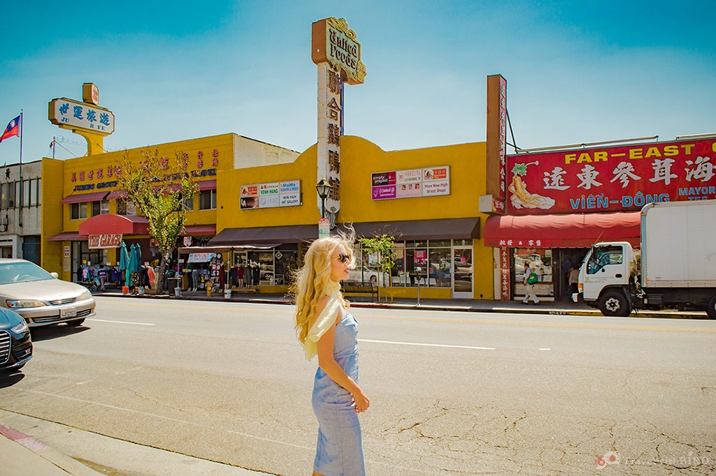 Welcome to Chinatown L.A.