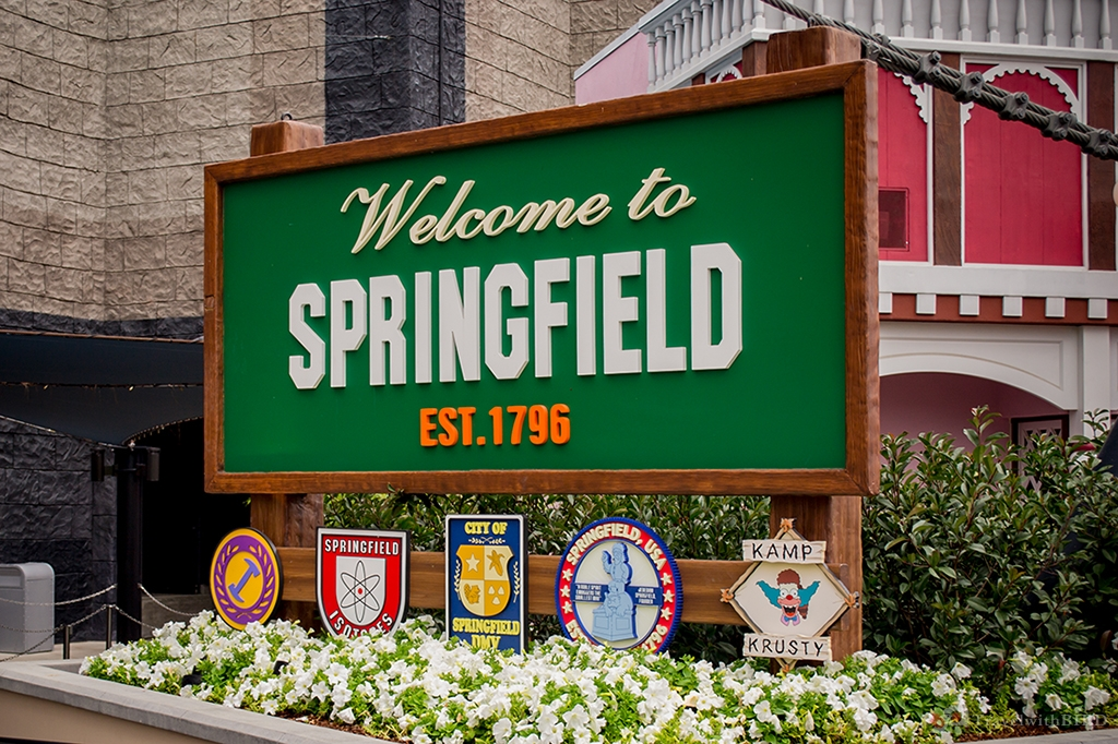 Welcome to Springfield
